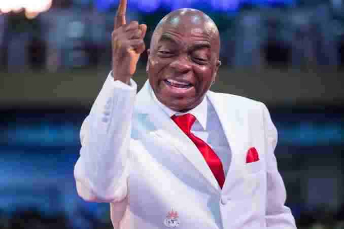 What Bishop Oyedepo said about marital delay and spiritual blindness in his prayer for you