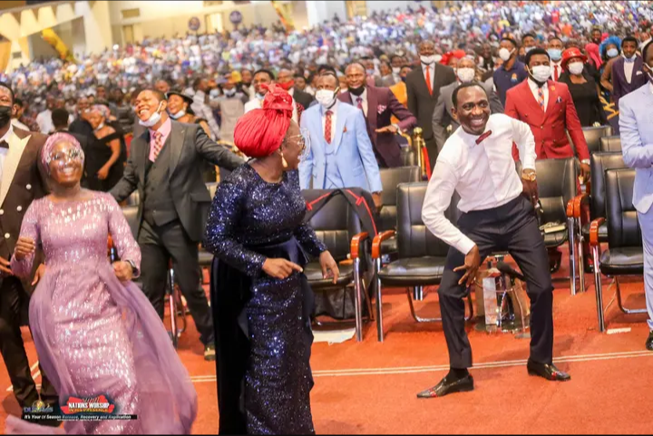 (Photos) Lange, Steve Crown, Steve Morgan, Oyemade And Other Ministers Shines At Dunamis Nations Worship 2021