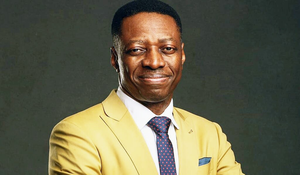 Pastor Sam Adeyemi Shared The Story Of His School mate Who Taught Him How Success Is Achieved(photos)