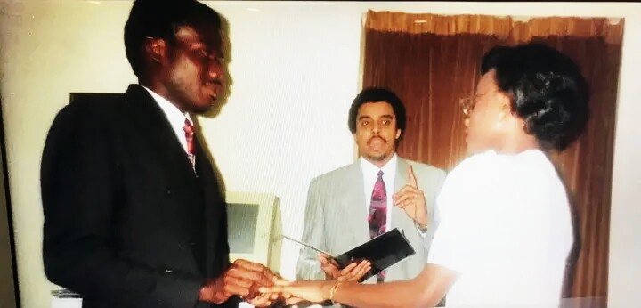 My pastor Who Officiated My Wedding in 1993, Did This After 27 years Ago – Man shares great testimony