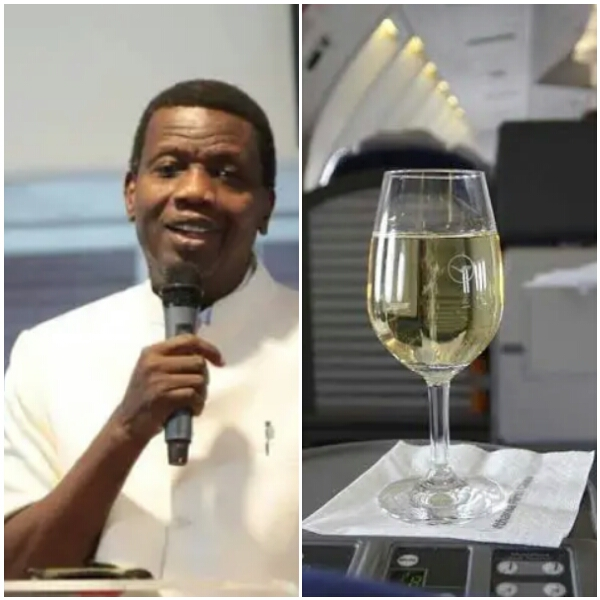 Pastor Adeboye shares what he rejected on a plane that makes a passenger to call him a true man of God