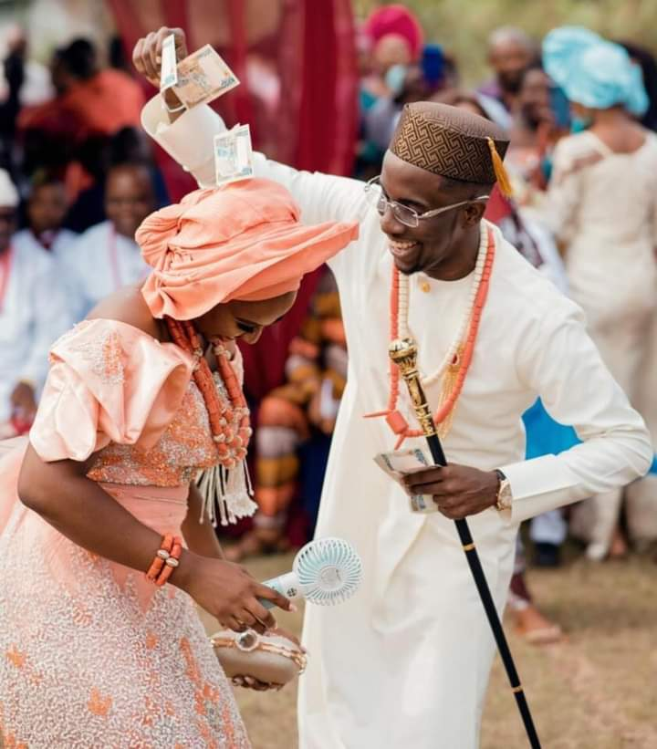 THE WISDOM TO AVOID SEXUAL TEMPTATION AFTER TRADITIONAL WEDDING; AMONG CHURCH FOLKS