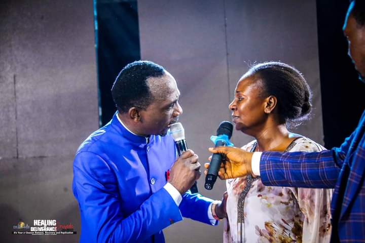 PHOTOS: Live From Jalingo Healing And Deliverance Crusade, NorthEast Nigeria – Pastor Paul Enenche