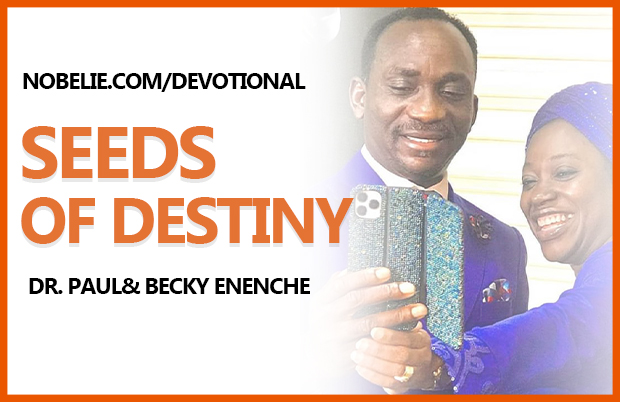 SEEDS OF DESTINY FOR FRIDAY 28TH MAY 2021 – CHANGING YOUR MINDSET, CHANGING YOUR LIFE