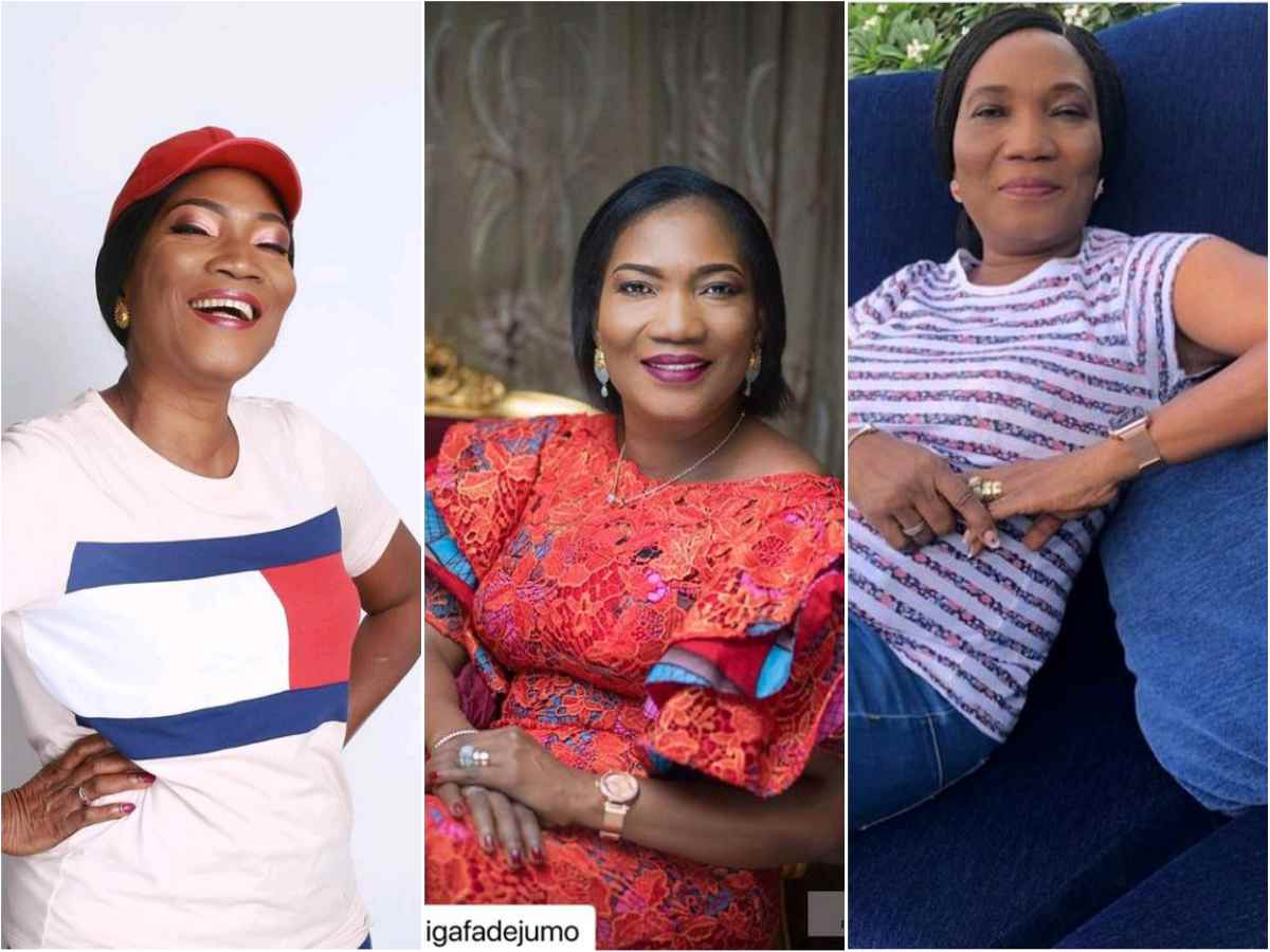 Checkout 26 Pictures of Rev Funke Felix Adejumo Rocking Outfits