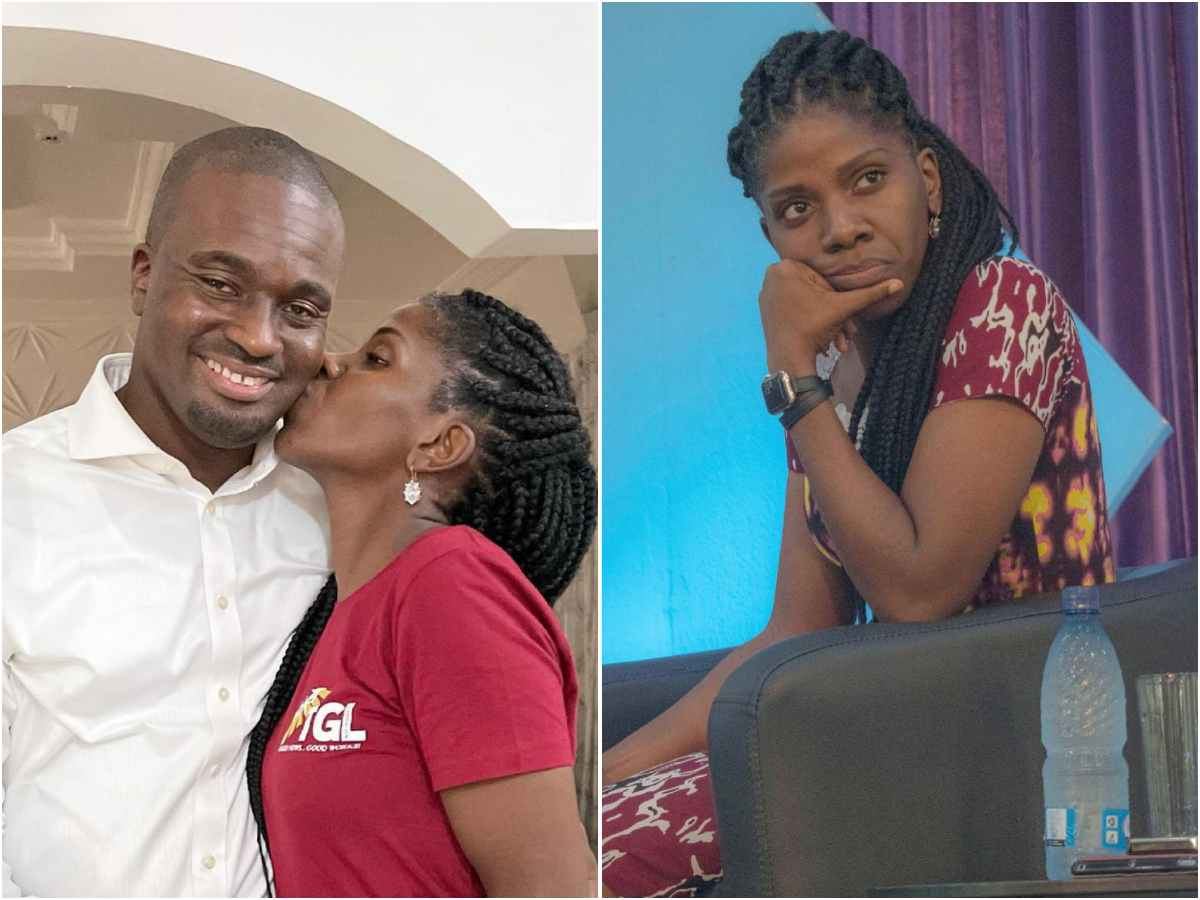 """""""When you're around each other, hug, kiss and cuddle"""" – Kemi Oyedepo"""