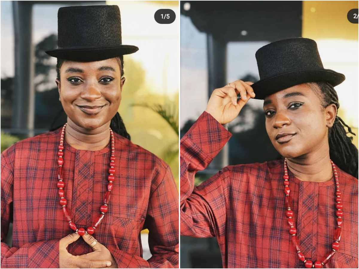 """Amazing pictures as Deborah Paul-Enenche goes the """"Chief"""" way"""