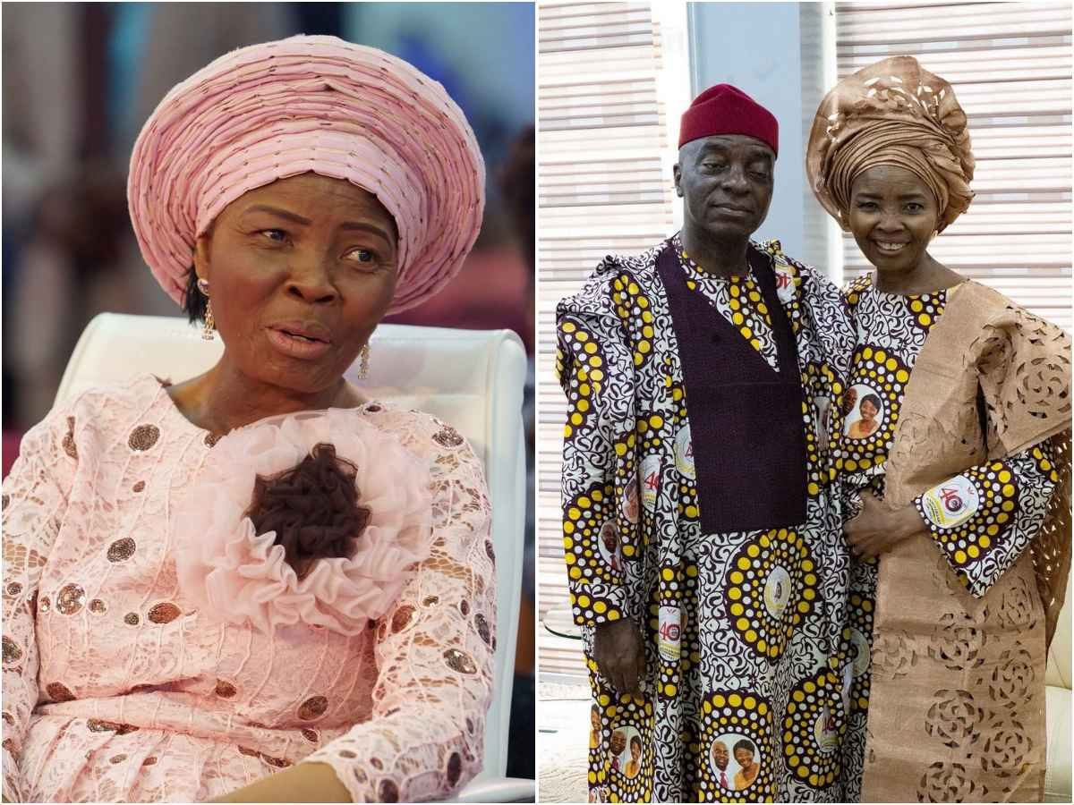 """Faith Oyedepo Revealed Why You Should Tell Your Spouse """"I Love You"""" Over And Over Again"""