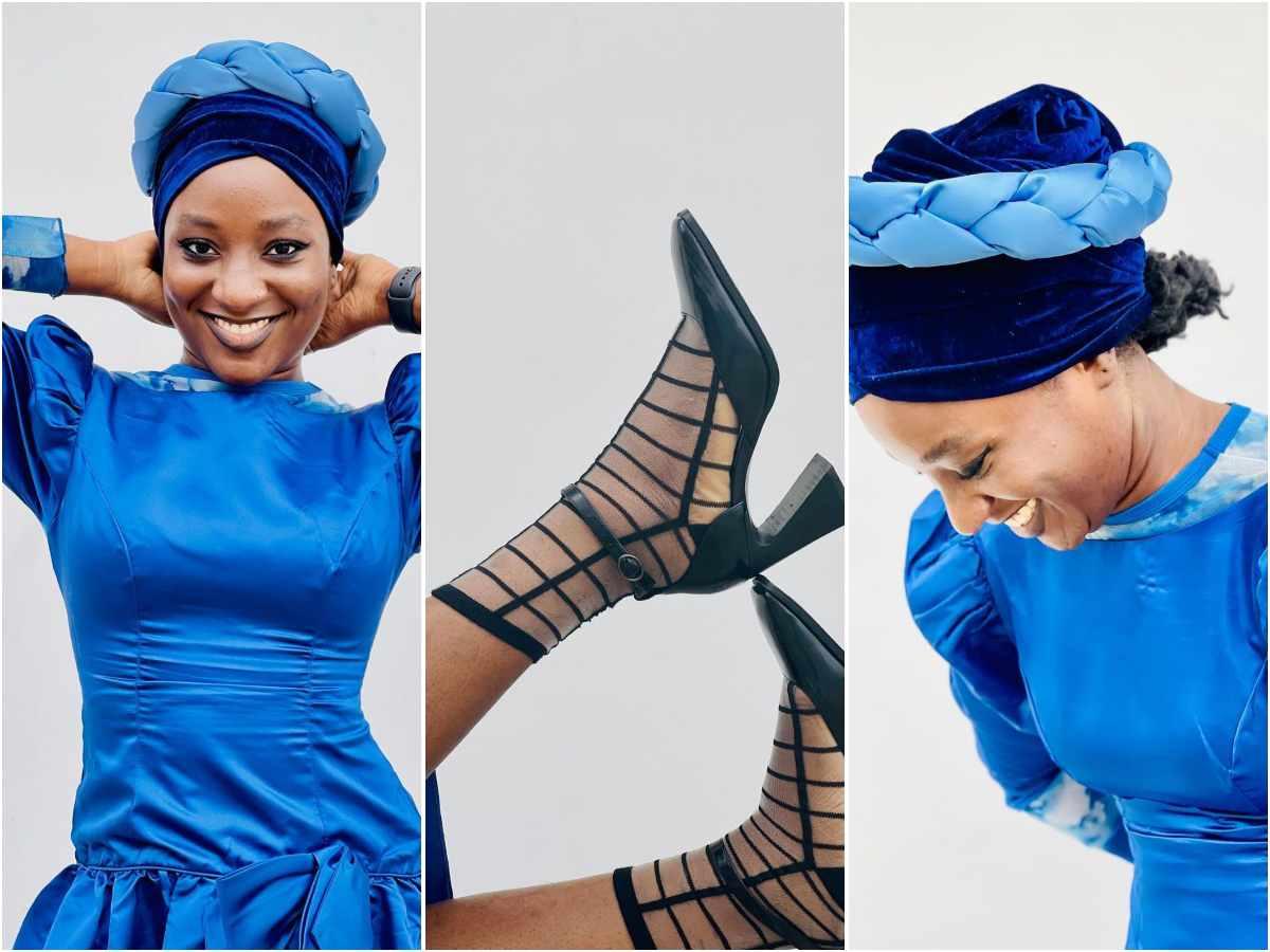 PHOTOS: Many Reactions As Paul Enenche's Daughter Deborah, Rocks This Beautiful Blue Dress