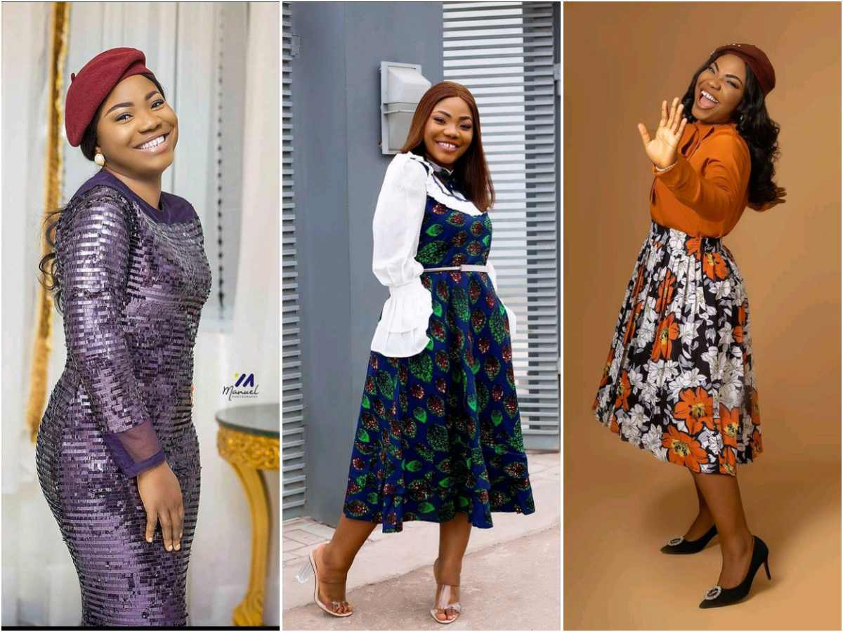 Godly Women: Be Inspired By Mercy Chinwo's Fashion Sense and Styles