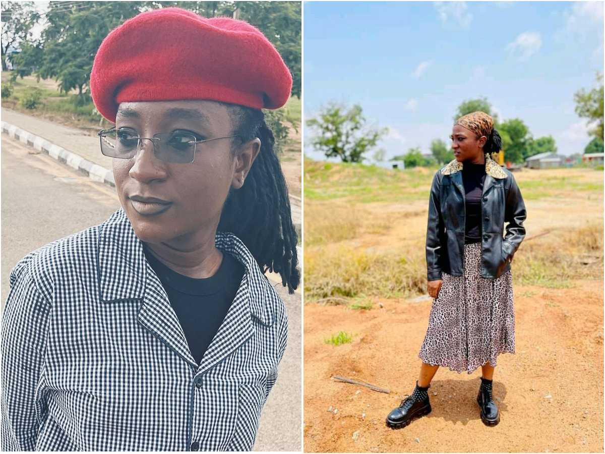 Deborah Paul-Enenche Refuses To Change Her Style, Wow Fans With Lovely Pictures Of Herself