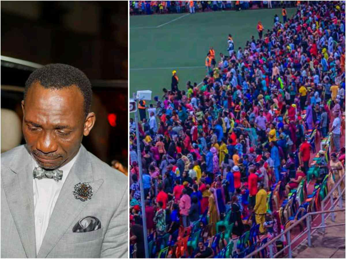 Day 1: Photos from Enugu Healing And Deliverance Crusade With Pastor Paul Enenche