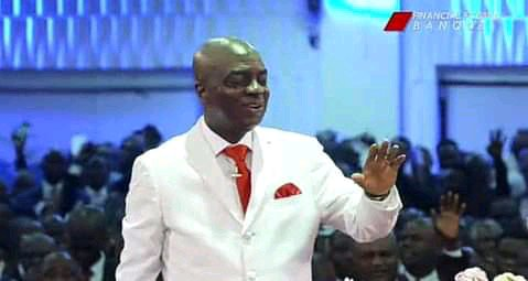 Youths, Browsing And Using Earphones Are Designed By the Devil To Block Your Way Forward – Bishop David Oyedepo