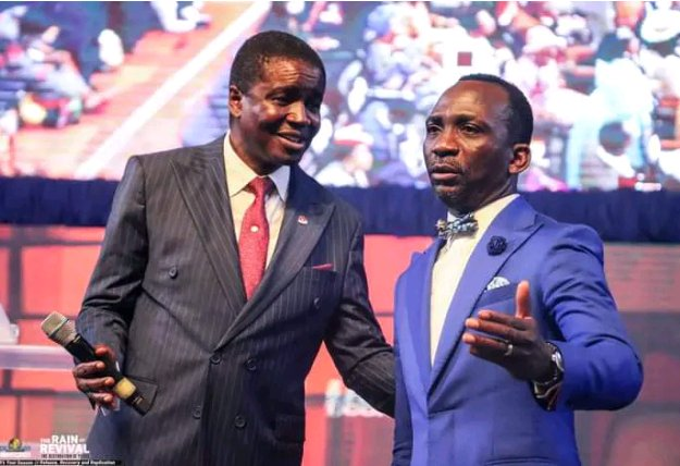 IMFFC 2021: Does The Invitation Of David Abioye Reveal That Paul Enenche Honours Abioye As He Honours Oyedepo