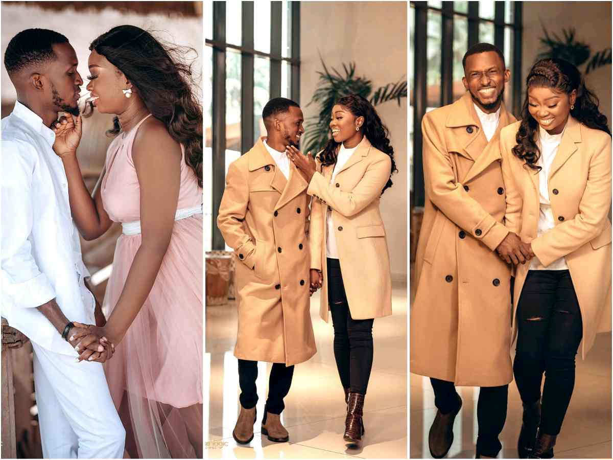 School Fellowship Brought Us Together – New Young Couple Shared Their Love Story With Beautiful Pictures