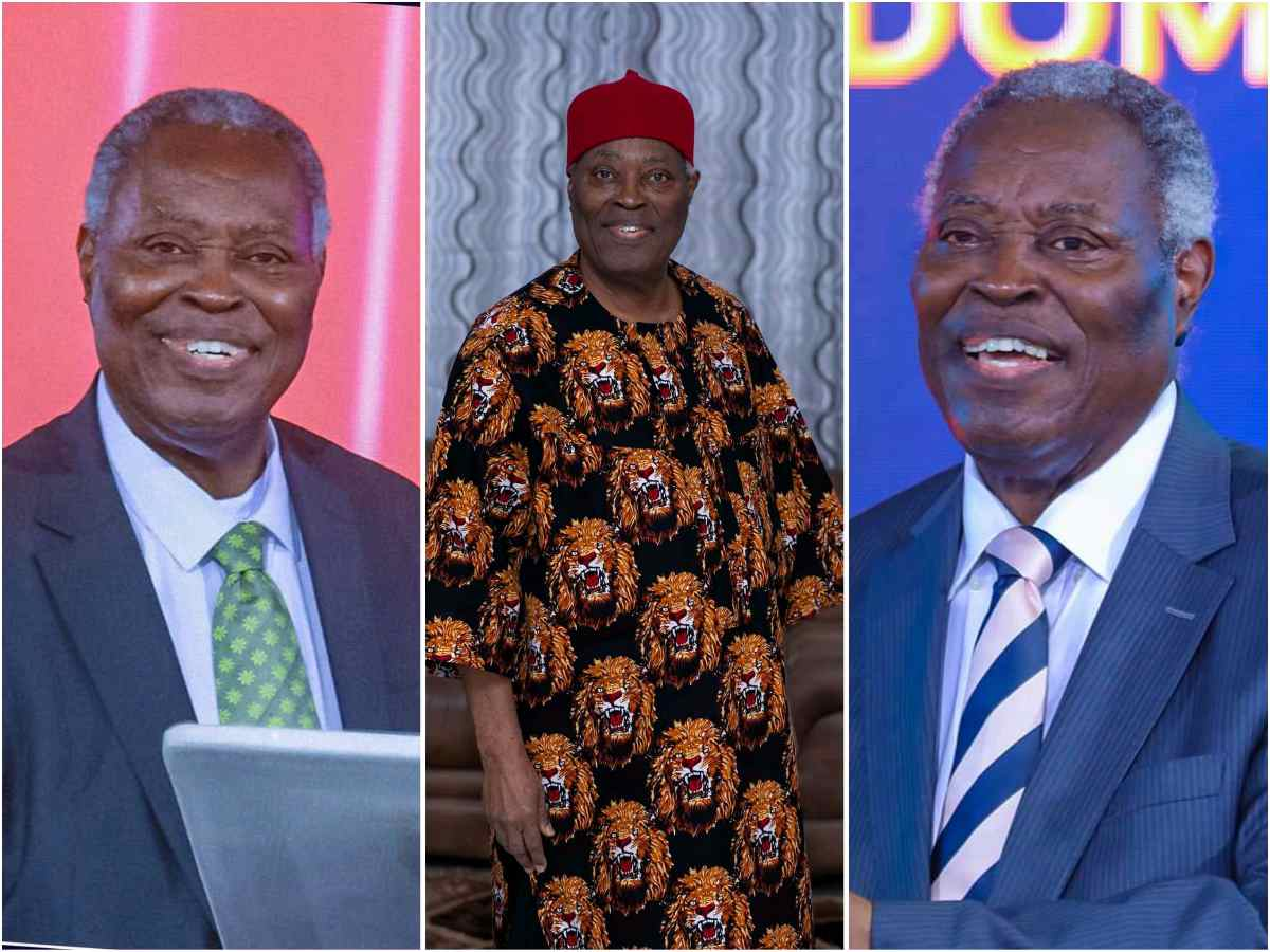Meet Williams Kumuyi, The Nigeria Prophet With a Modest Sense of Fashion And Style