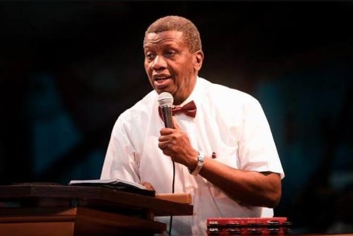 """""""Do not be afraid of coronavirus""""-Pastor E.A Adeboye"""