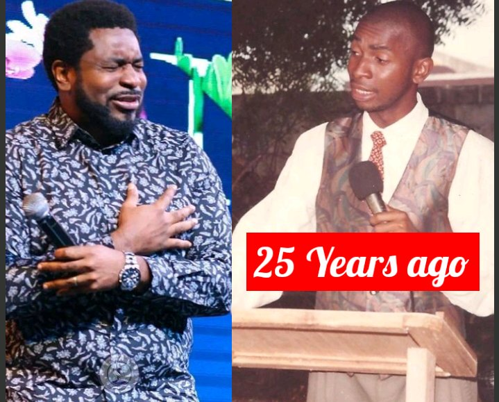 2 Things Pastor Kingsley Okonkwo Did To Remain Relevant In Ministry For 25 Years