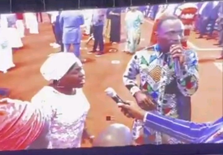 Woman who was in coma for one year wakes up after prayer by Paul Enenche