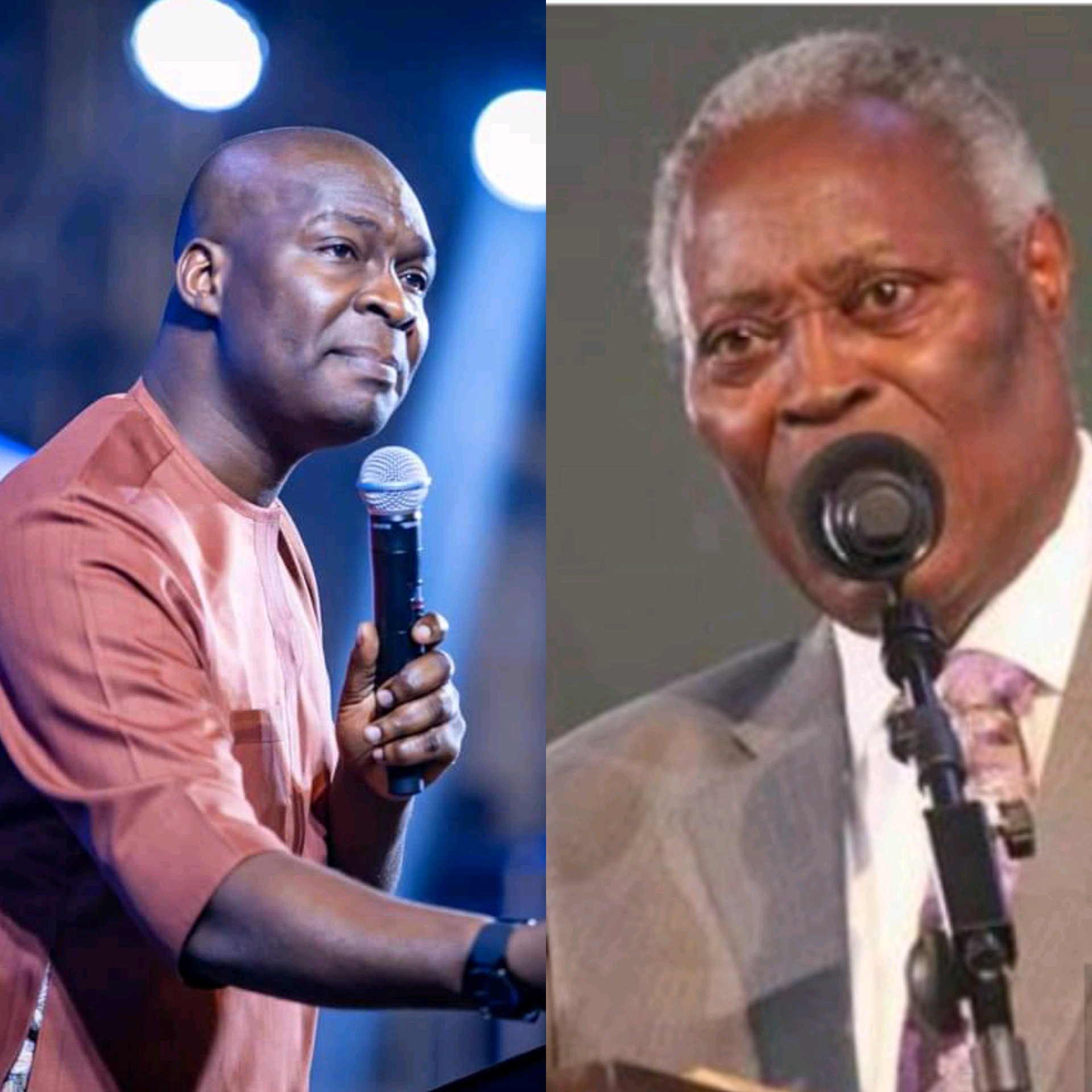 At 80, Pastor Kumuyi is still doing evangelism as if he is looking for visibility – Apostle Joshua Selman