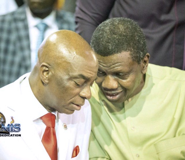 2 things Oyedepo should learn from Adeboye When dealing with the Government in Nigeria