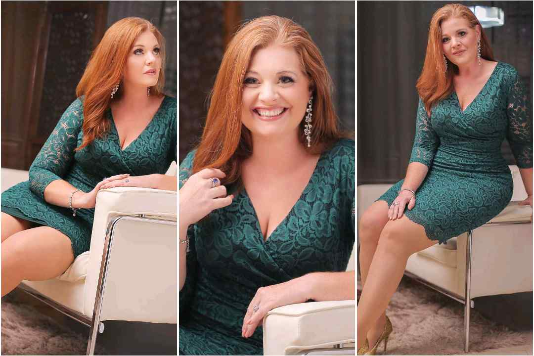 Beautiful Birthday Pictures of Laurie Idahosa As She Turns 47