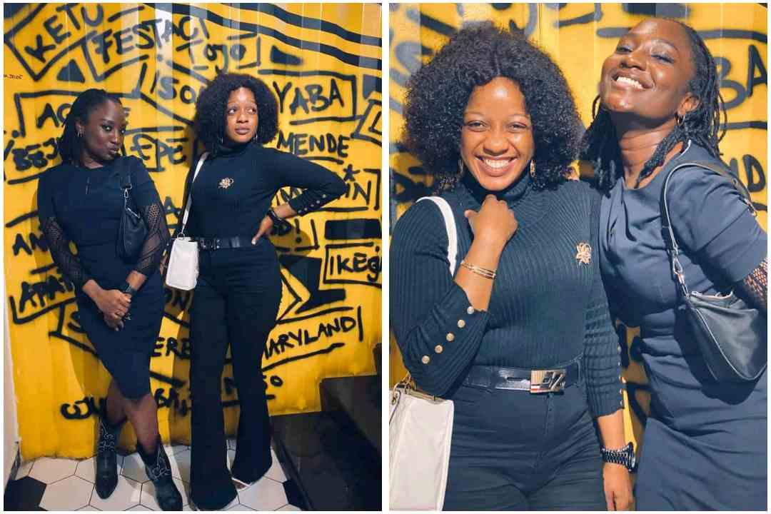 Fans React As Deborah Paul Enenche's Photos With Rejoice Iwueze Surfaces Last Night