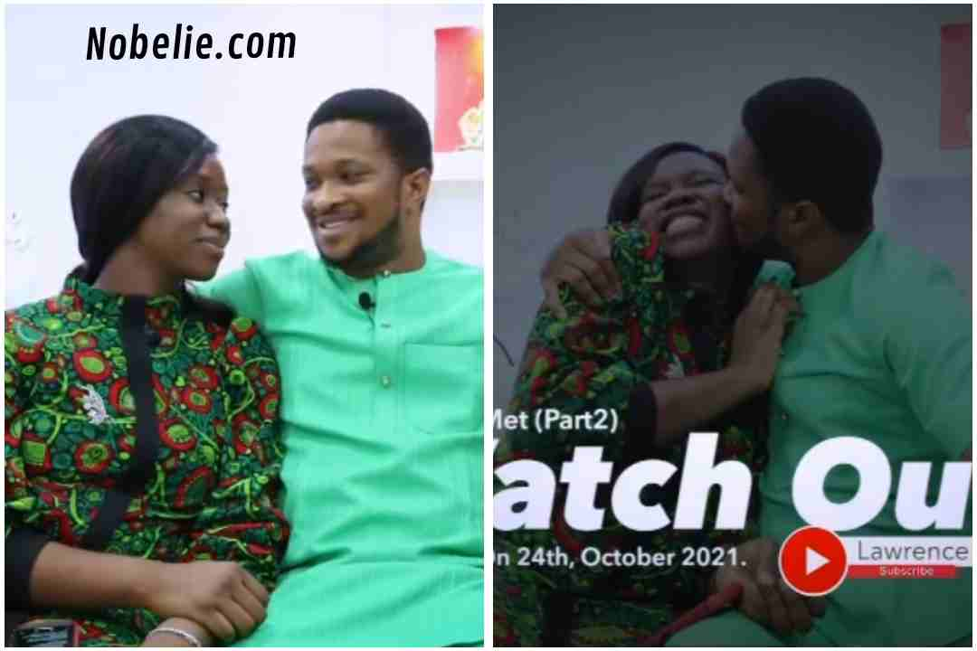 """""""It's the way they look at each other for me""""- Fans React As Lawrence And Darasimi Oyor Set to drop """"How We Met Part 2"""" Tomorrow"""