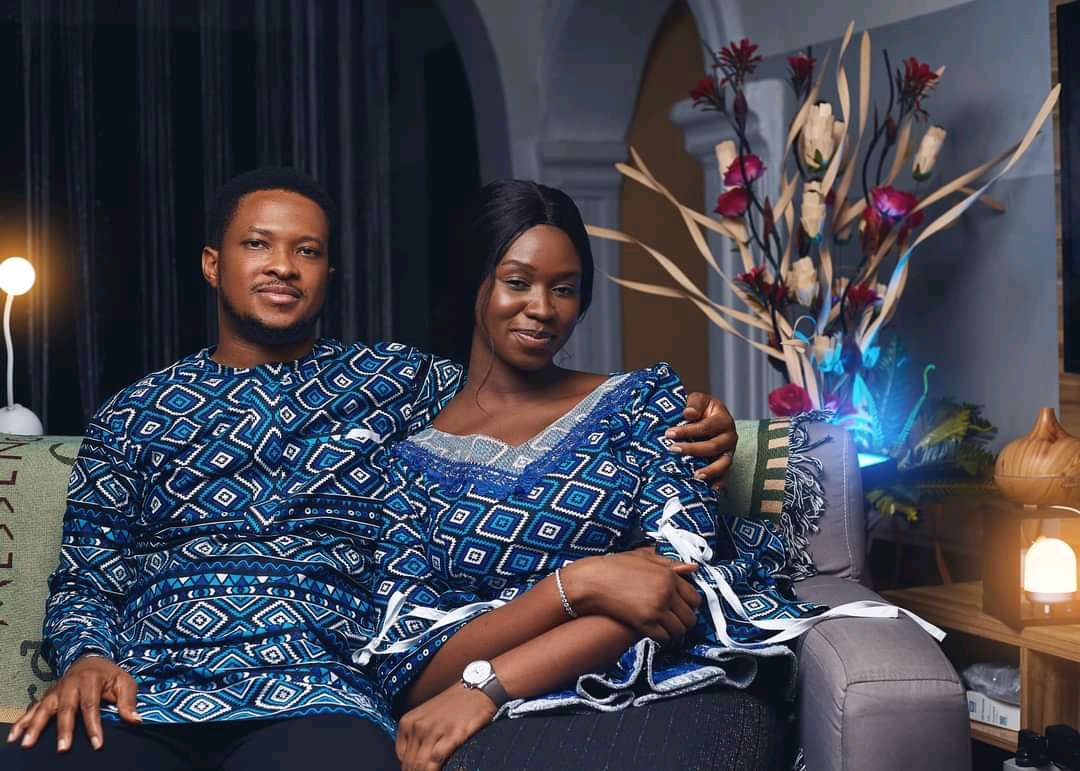 Lawrence Oyor Finally Pens Down Emotional Note To Darasimi Oyor As They Celebrate Their 1st Wedding Anniversary