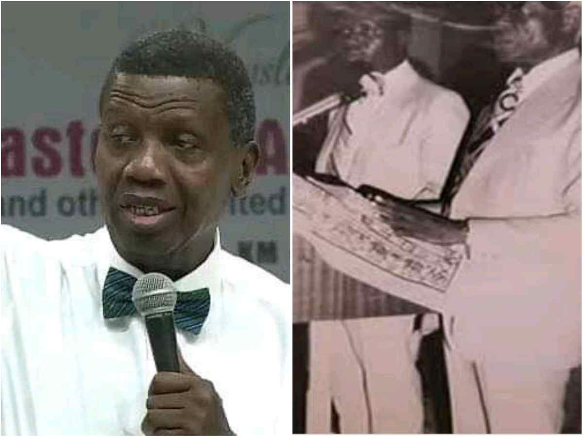 How God taught me contentment and Honour for Fathers – Pastor Adeboye