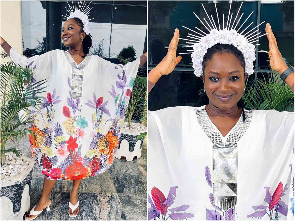 You Are Too Beautiful – Fans Tell Deborah Paul Enenche As He Dazzles As Usual To Sunday Service