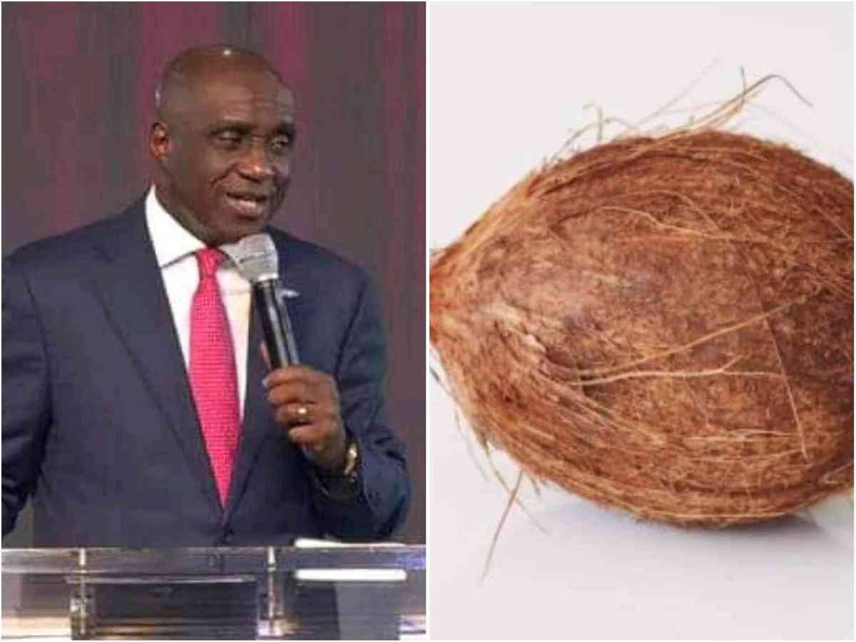 ANYBODY THAT ASKS YOU TO BRING COCONUT IS A MAGICIAN NOT A PROPHET -Pastor David Ibiyeomie