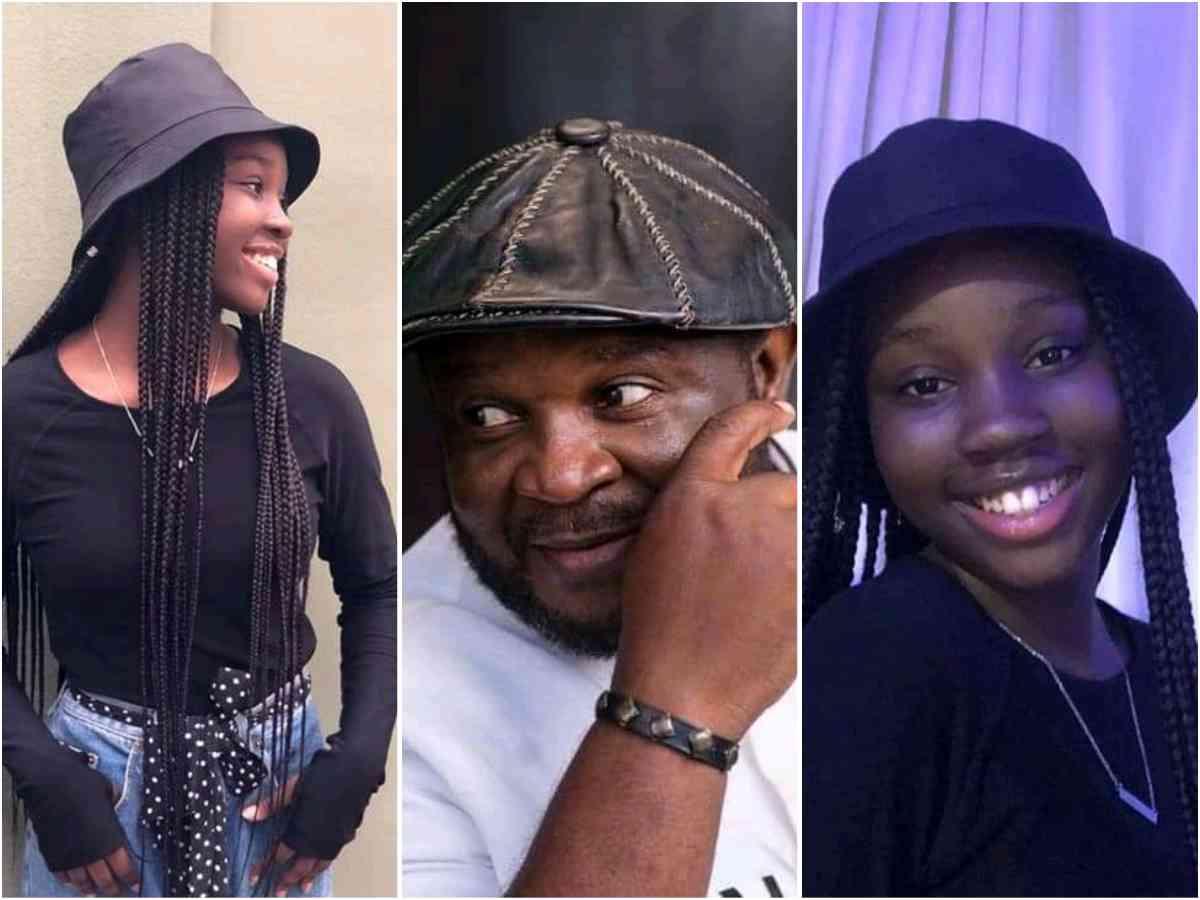 Legendary Gospel Singer, Buchi Celebrate His Beautiful Daughter As She Clocks 15