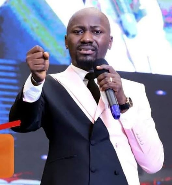 Power!  How God's Power Disgraced Some Police Men Who Wanted To Harass Me In The Airport- Apostle Johnson Seleman