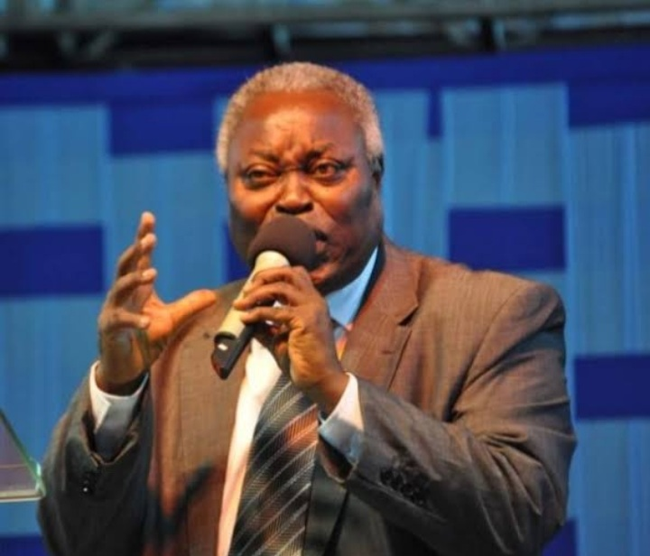 Pastor W.F Kumuyi Sends Message To His Successors And Corrects A Misconception About Grace
