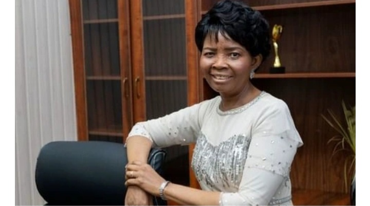 Bishop Oyedepo's wife, Faith Oyedepo Asked God to do 4 things to those responsible for Lekki Toll Gate alleged shooting