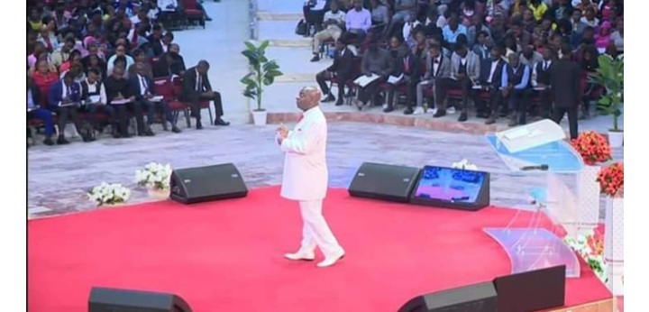 """""""Check out on anyone that is genuinely investing towards Kingdom advancement, they don't struggle for things to happen"""" – Bishop David Oyedepo"""