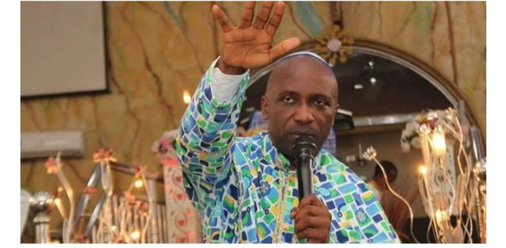 Primate Ayodele blasts Pastor Tunde Bakare over his intention to run for president