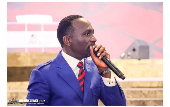 Dr. Pastor Paul Enenche Reveals Key Secrets Of Rising To The Top