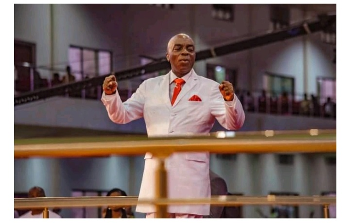 """""""I believe purposelessness is the bane of today's youths"""" – Bishop David Oyedepo Advises New Graduates On Job Creation"""