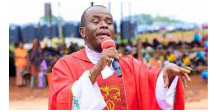 Fr. Mbaka Warns President Buhari About The Shocking Thing Fighter Jets Purchased In The Country Will Be Used For