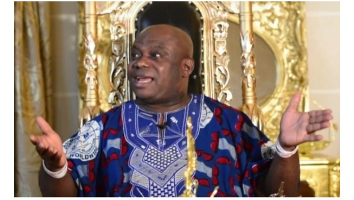 Apostle Chibuzor Chinyere Of OPM Shares Interesting Story Of How He Became A Pastor
