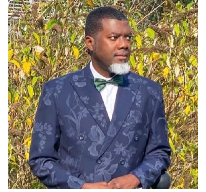 """""""Before Praying to God for Prosperity, First Demonstrate to Him That You Have Self Control"""" – Reno Omokri Reveals Why"""