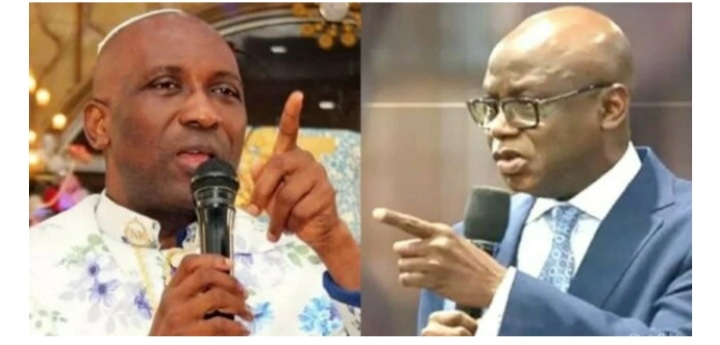 Face your missionary work And Stop Mismanaging The Grace Of God- Primate Ayodele Cautions Pastor Tunde Bakare