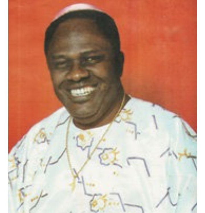 Mysterious!  How Archbishop Benson Idahosa foretold his death before he was called home to glory!