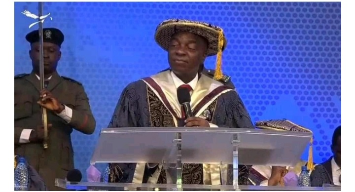 9 Pieces Of Advice Bishop Oyedepo Gave The Graduating Students At Covenant University