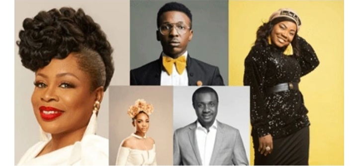 Global Recognition! Meet The 5 Nigerian Gospel Stars with International Recognition