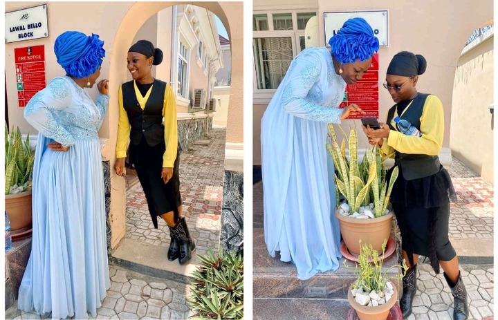 Reactions As Deborah Enenche Posted Photos Of Herself And Her Mother On Social Media