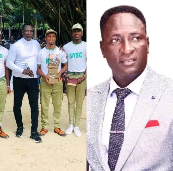 Prophet Jeremiah Omoto Fufeyin Gives Outgoing Corps Members 1.5Million Naira