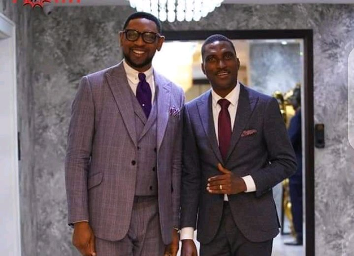 2 Nigerian Pastors that are sworn Covenant Brothers